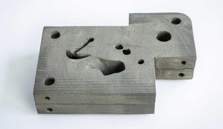Arup is using 3D printing and sand moulds to make complex steel nodes.