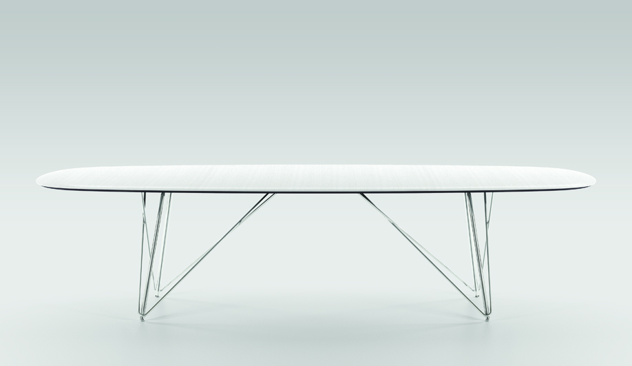 Baja Table by Nucraft