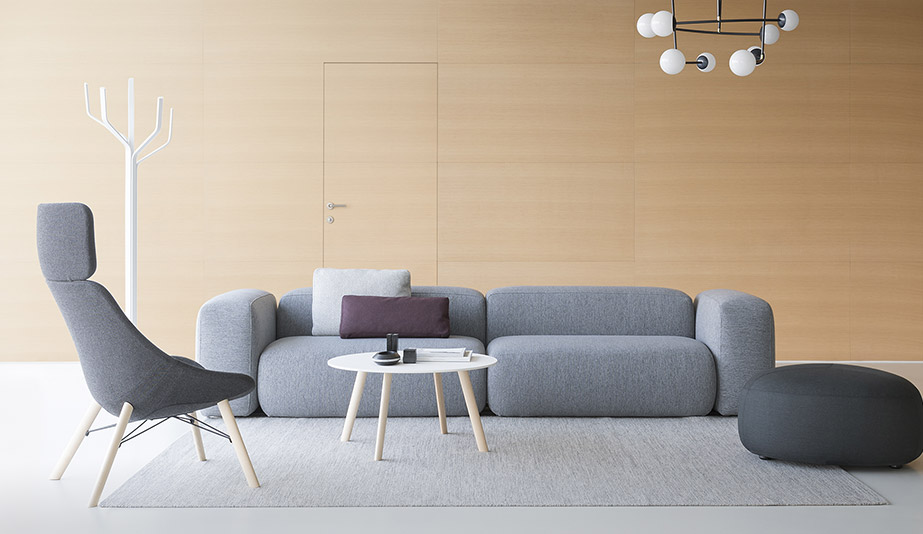 Plus Sofa by Lapalma