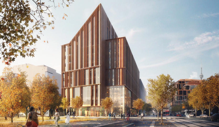 Toronto's Next Timber Tower Plan Is A Go