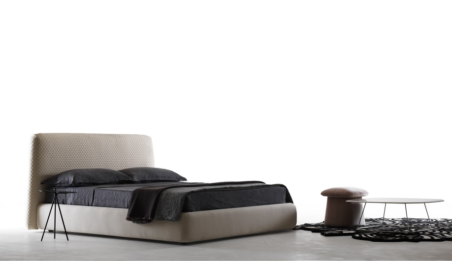 Milan Design Week 2018 Furniture Launches: Konan Bed by CO3 Design Studio for MY home collection