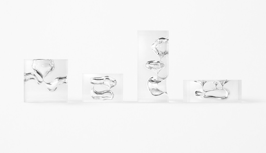 Off-site events at Milan Design Week 2018: Forms of Movement by Nendo
