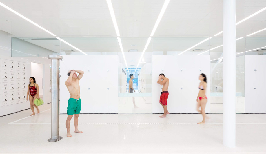 Sometimes When Universal Change Rooms Are Designed As Enclosed Private The Environmental Cues Allow People To Think They Can Take Their Clothes Off