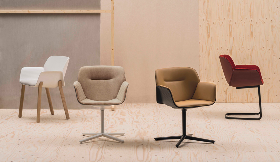 Nuez Chair by Andreu World