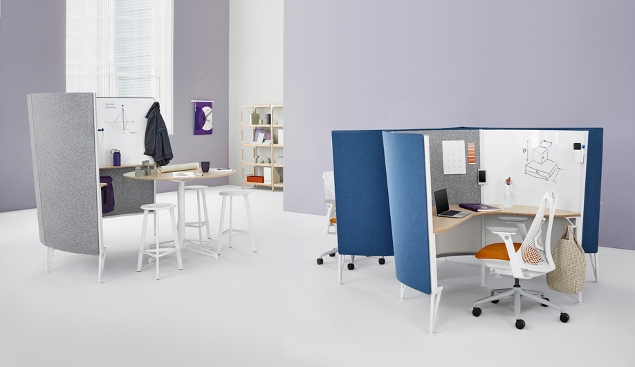 Prospect Pods by Herman Miller