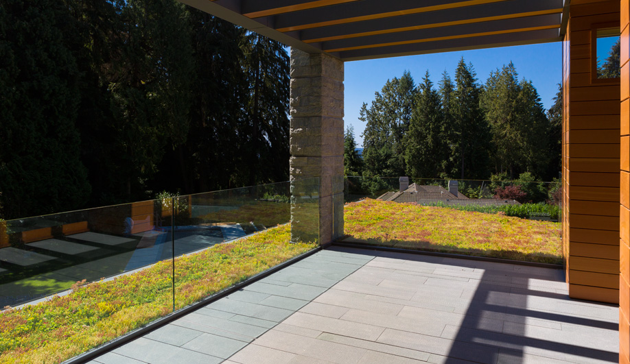 LiteN'Less Vegetated Roof System by Next Level Stormwater Management