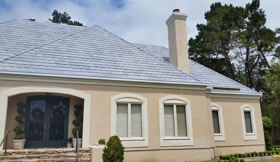 EcoBlend Tiles by DaVinci Roofscapes