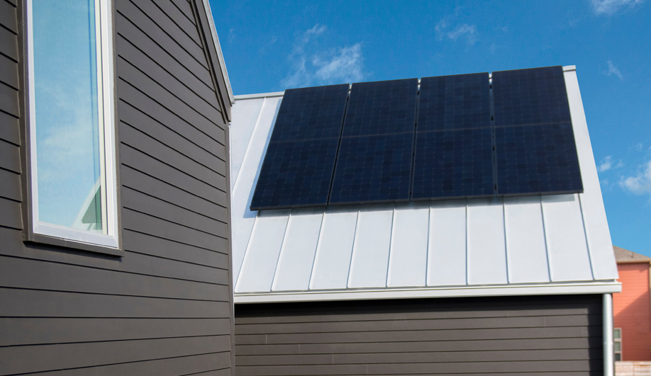 Equinox Solar Panels by SunPower