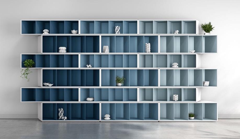 Trinta Bookshelf by Roche Bobois