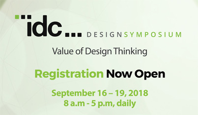 IDC Design Symposium: Value of Design Thinking