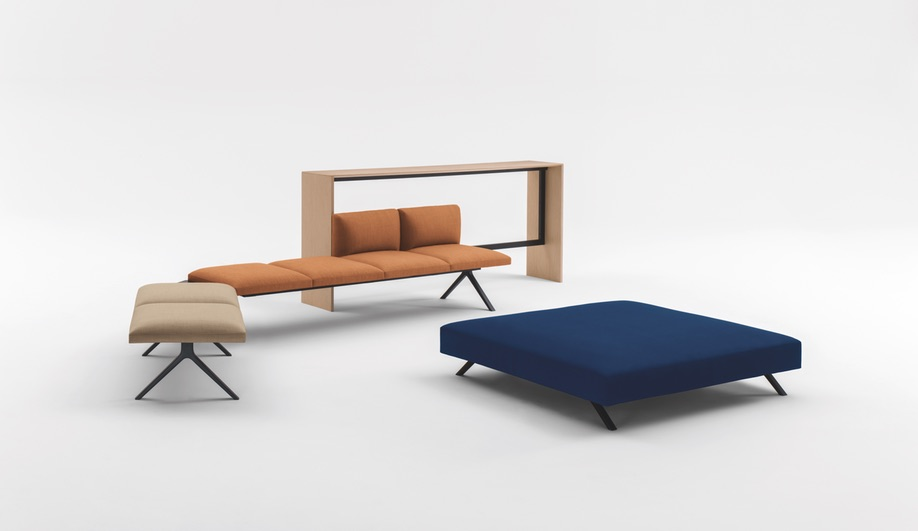 Kiik Seating by Arper