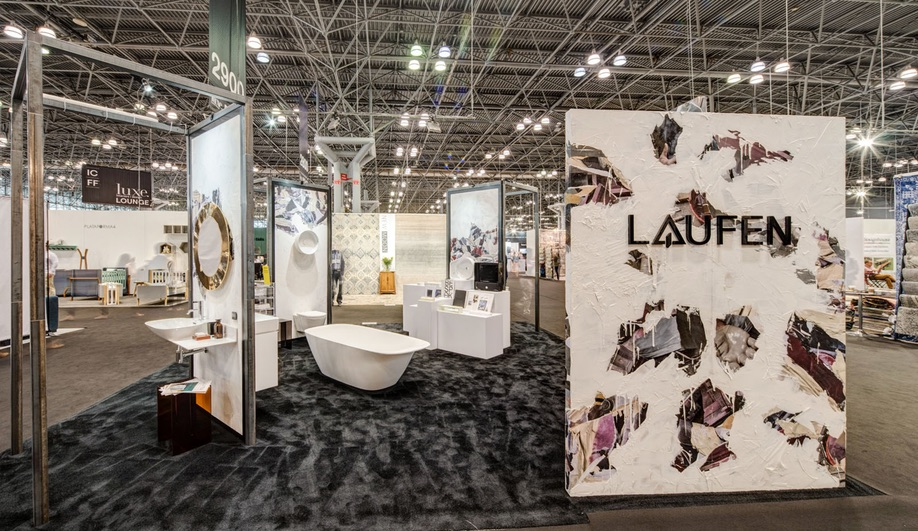 A Sneak Peek at Laufen's Collections at ICFF 2018