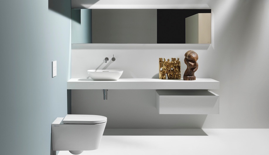 A Sneak Peek At Laufen S Collections At Icff 2018 Azure