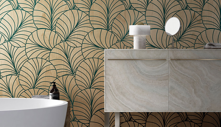 Lineadeko Wall Coverings by Listone Giordano