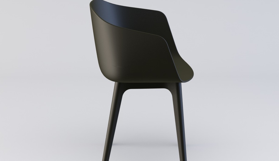 Max Chair by Maxdesign
