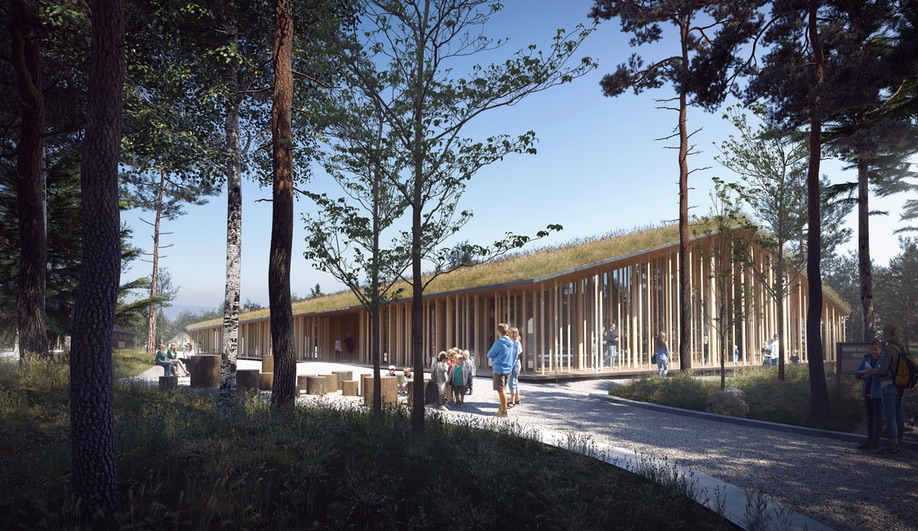 Norway's New Museum of Forest Finn Culture