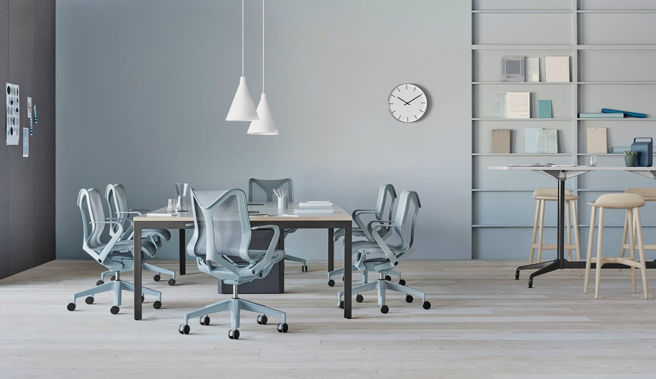 NeoCon 2018 Product Launches: Cosm by Herman Miller
