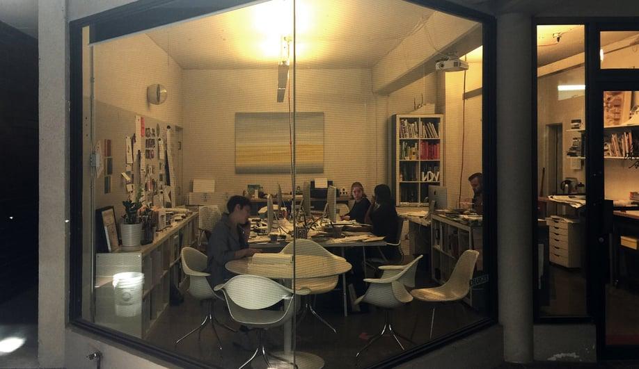Vancouver Design Week 2018's open studios: Marianne Amodio Architecture Studio (MAAStudio)