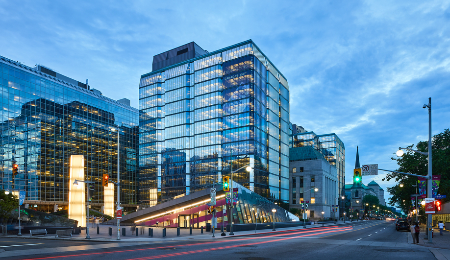 Inside Perkins+Will's Bank of Canada Renewal in Ottawa