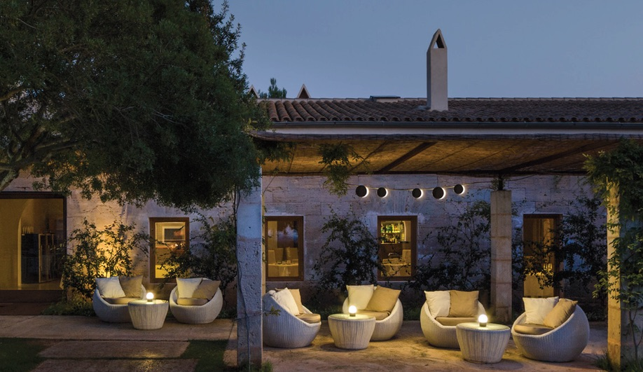 June Outdoor Lighting by Vibia