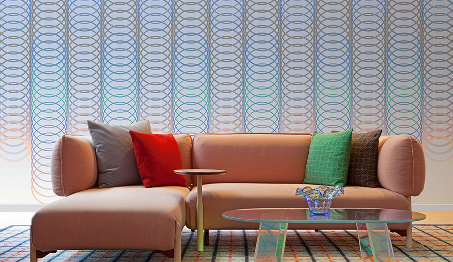 Patricia Urquiola Wallcoverings by Tres Tintas