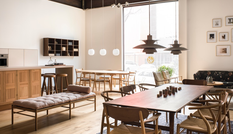 New Design Showrooms: Carl Hansen & Sons, San Francisco