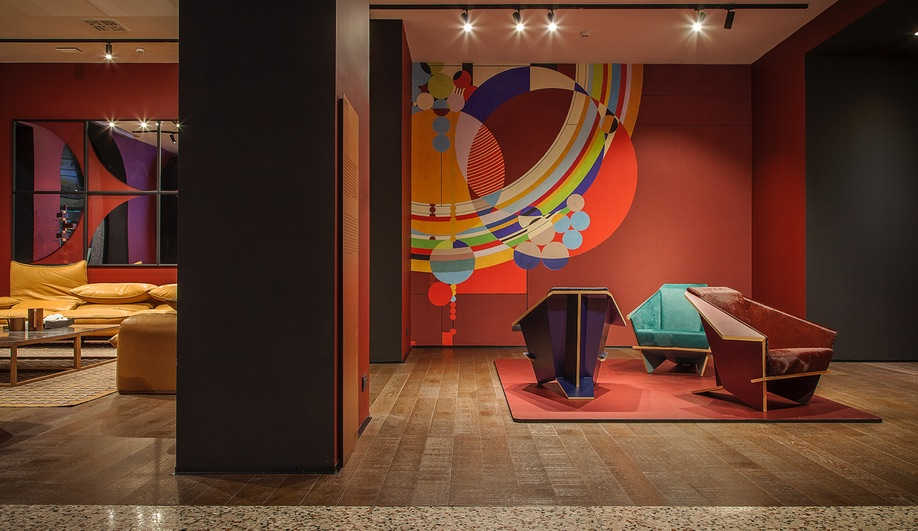 Our Favourite New Design Showrooms Around the World