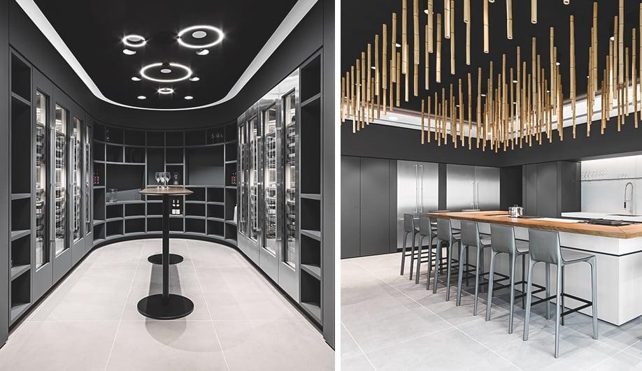 New Design Showrooms: Gaggenau, Chengdu, China