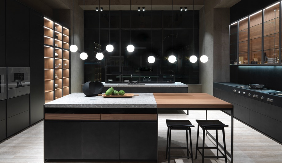 New Design Showrooms: Molteni Group, New York