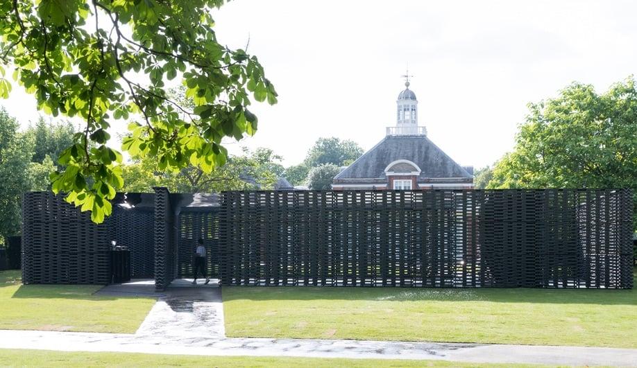 Summer Pavilions: Serpentine Pavilion, London - to October 7
