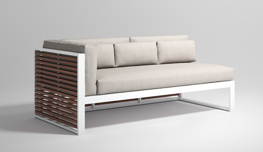 DNA Teak Furniture by Gandia Blasco