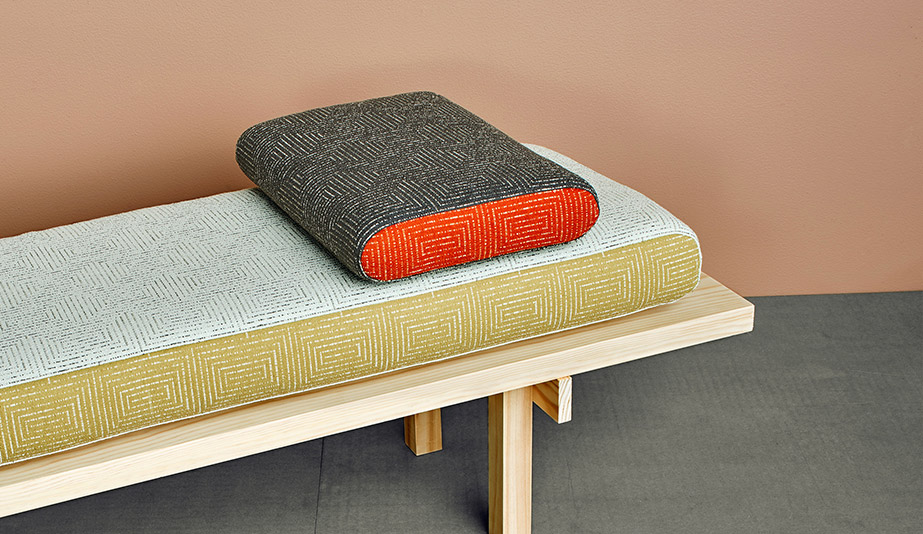 Woven Upholstery 02 by Wolf-Gordon