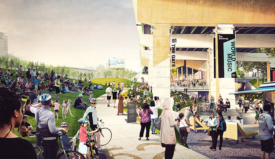 The Bentway is a 2018 AZ Awards Winner in the Ideas/Prototypes category.