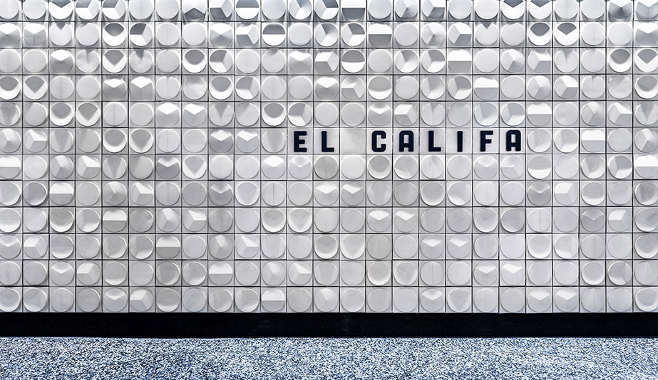 El Califa is a 2018 AZ Awards Winner for Commercial/Institutional Interiors.
