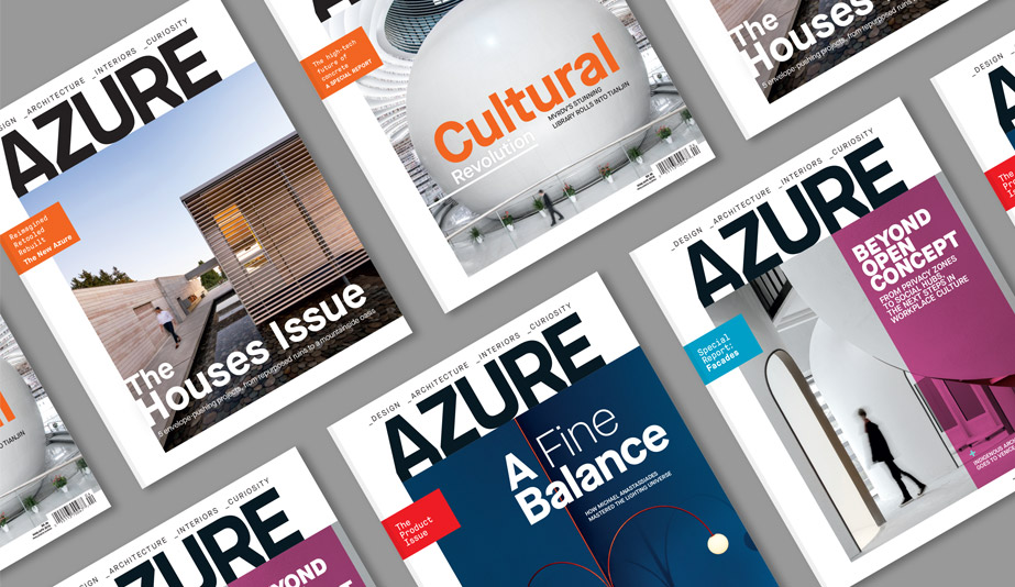 AZURE Appoints New Editor and Executive Editor
