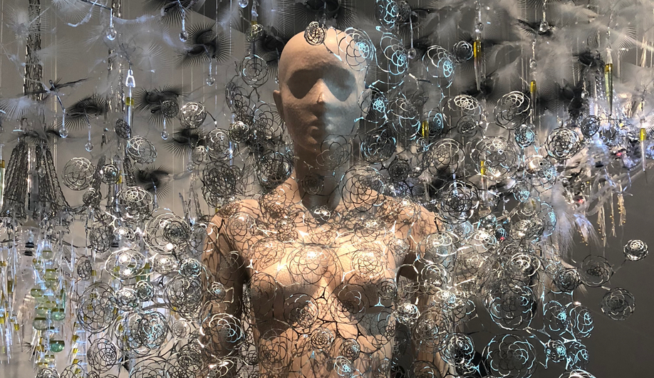Transforming Fashion: Philip Beesley and Iris van Herpen's Future Couture