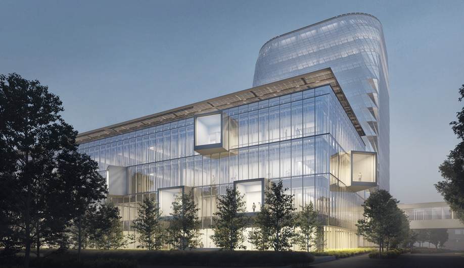 New Canadian buildings to watch: MacKimmie Complex in Calgary, by Dialog