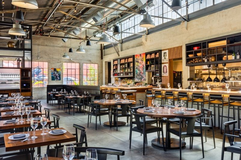 In Majordomo, DesignAgency Created an Eatery in David Chang's Image