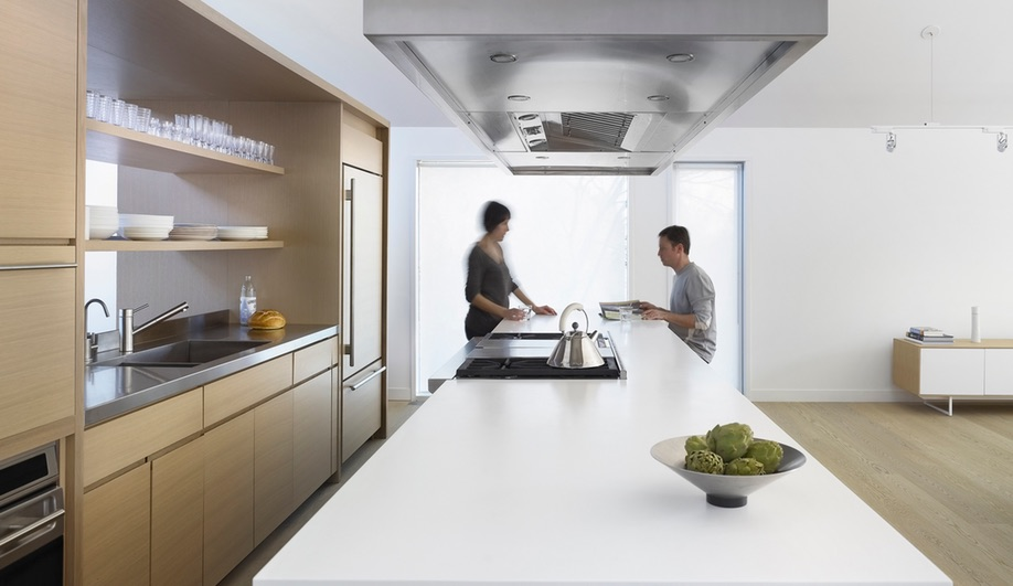 Contemporary Canadian Cottages: Maison Glissade (Atelier Kastelic Buffy)