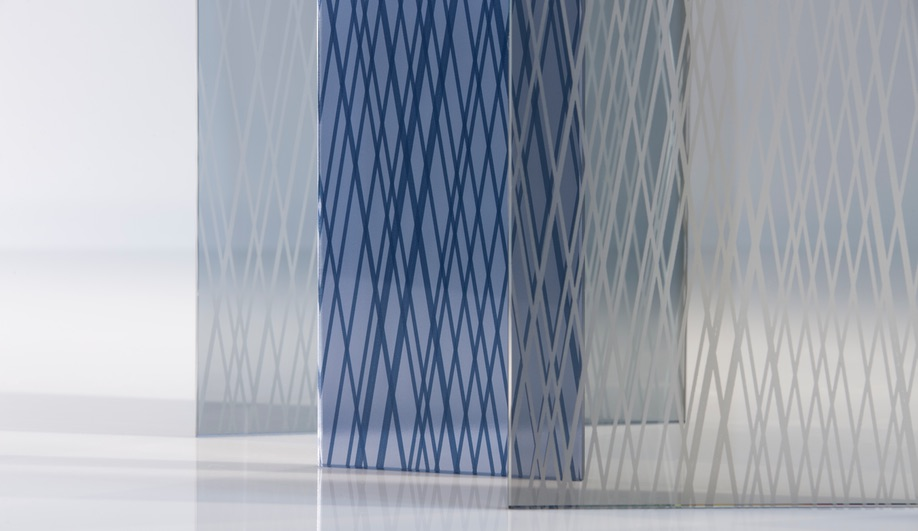 Best of NeoCon 2018: Linework Glass by Skyline Design