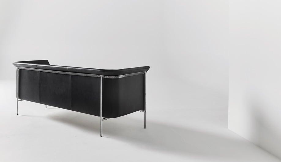 Nienkamper furniture launches at NeoCon 2018: J&J Studio Sofa, by MSDS Studio