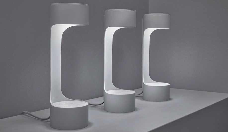 New Castor Design lighting collection: Middle Grey