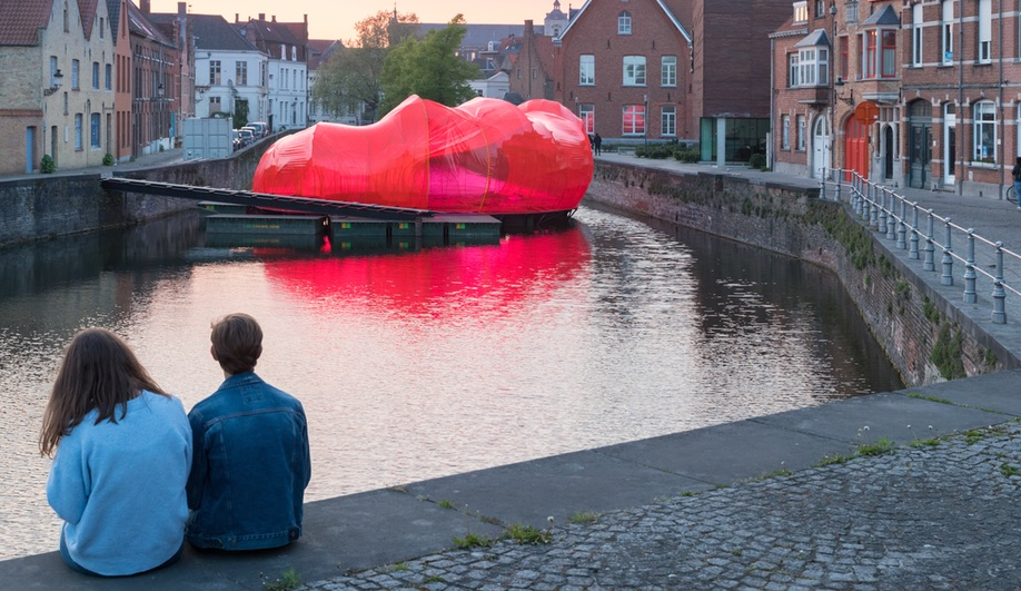 Architecture Adrift: 6 Floating Structures
