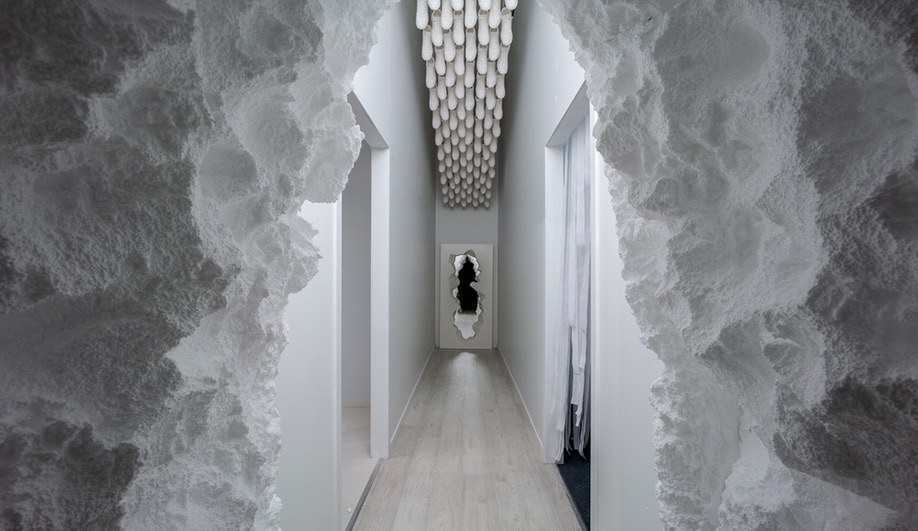A reincarnation of Dig at Snarkitecture's Fun House