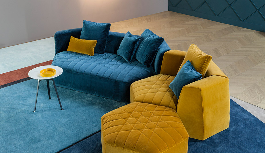 Panorama Modular Sofa by Bonaldo