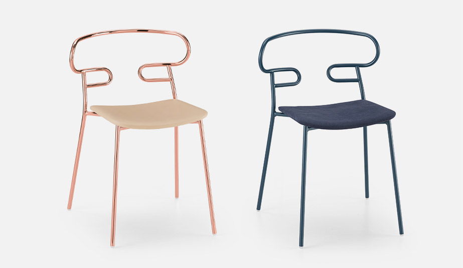 Genoa Chair by Traba