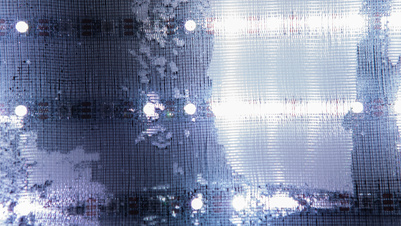 Light Space: textile illumination