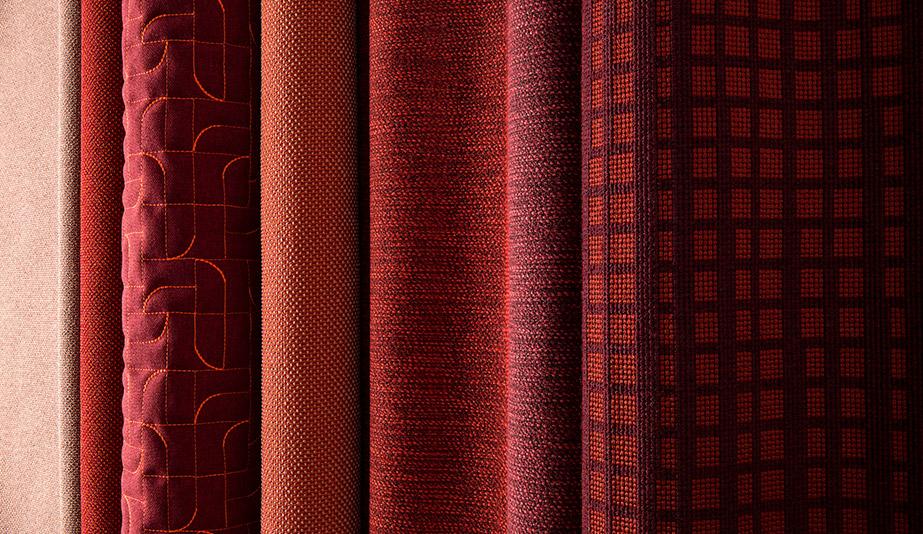 Tactility Textiles by Luum Textiles