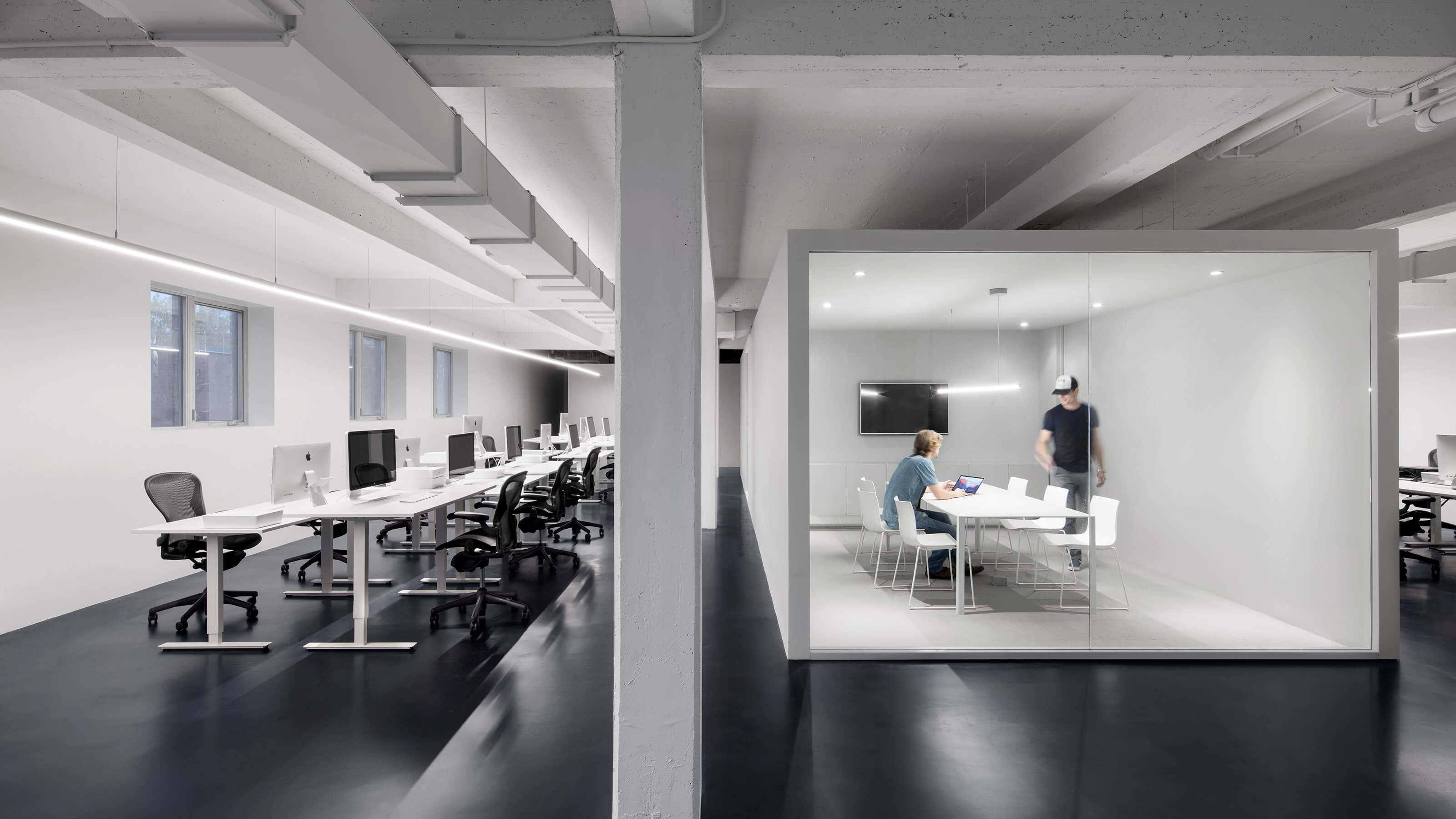 The Problem With Open Plan Offices And How To Fix It Azure Magazine