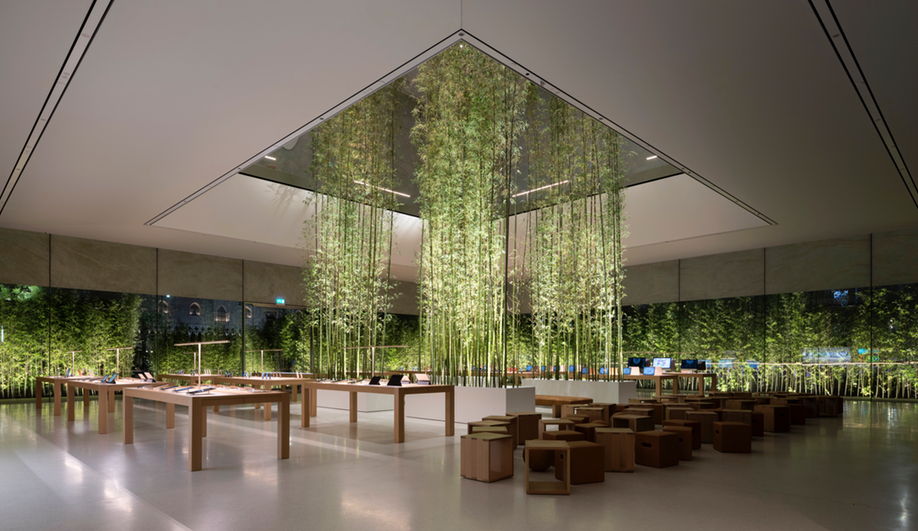 How Foster+Partners Elevated Apple Store Design